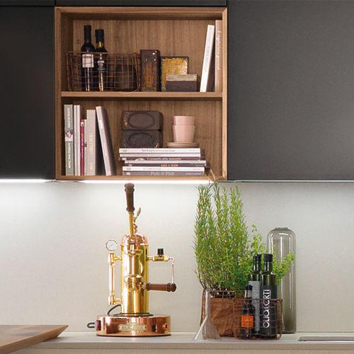 étagère murale / contemporaine / en bois / de cuisine