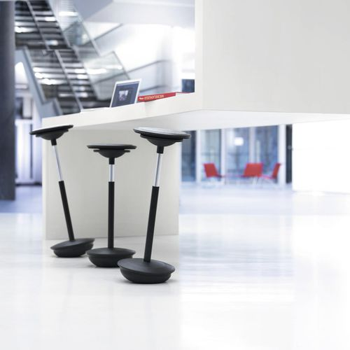 tabouret de bar contemporain - Wilkhahn