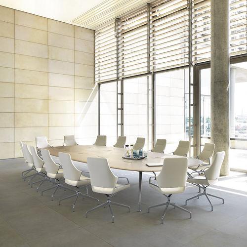 table de conférence contemporaine - Wilkhahn