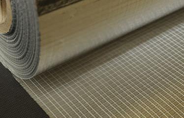 écran pare-vapeur en papier / fibré / pour plafond / pour mur de refend