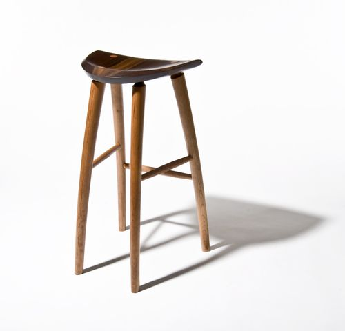 tabouret de bar contemporain Peter Hook