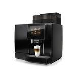 machine à café combinée / professionnelle / tout automatique / pour bureau