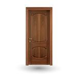 porte d'intérieur / battante / en bois