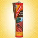 Mastic en élastomère / à base de polyuréthane / pour étanchéité FIXOTUILE®  Sika Mortars