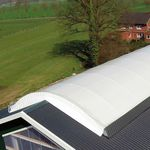 membrane d'étanchéité en aluminium / pour toiture / de protection / résistante aux UV