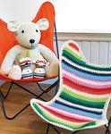 fauteuil contemporain / en coton / pour enfant