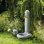 fontaine de jardin / en plastique / contemporaine