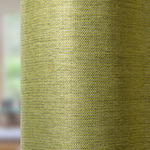 tissu d'ameublement / uni / en polyester / contract