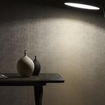 revêtement mural en tissu / à usage résidentiel / texturé / aspect bois