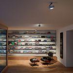 Spot de plafond / à LED / rond / en aluminium PIÙ ALTO 3D Occhio