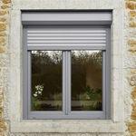 volet roulant / en aluminium / en PVC / pour fenêtre