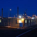 conteneur à usage industriel / pour chantier
