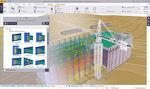 Logiciel BIM (Building Information Modeling) / pour structure béton / pour structure acier / pour structure bois STRUCTURES TEKLA