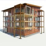 Logiciel de gestion de projet / de gestion de chantier / pour structure bois / 3D BIM Metsäwood