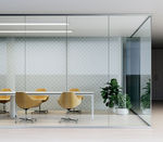 cloison fixe / vitrée / à usage professionnel