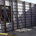 béton à haute résistance / autoplaçant / de sécurité / pour mur de clôture
