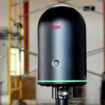 scanner laser autonivelant