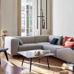 Table basse / contemporaine / en marbre / en métal  vitra