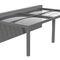 pergola autoportée / adossée / en aluminium / couverture en polycarbonate