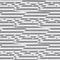 Tissu d'ameublement / à motif géométrique / en polyester / en coton STRIPEY ZIG ZAG BIRDS Kirkby Design