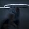 Lustre contemporain / en cristal Swarovski® / à LED / fait main HALO Manooi