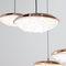 Lampe suspension / contemporaine / en laiton / en cristal ORIGO Manooi