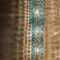 Lustre contemporain / en cristal / fait main FJORD Manooi