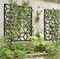 Treillage pour mur végétal / en métal peint CUBE : 1000-14 PALISSA DESIGN