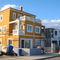 bâtiment modulaire / préfabriqué / en béton / pour logement collectif