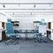 Bureau pour open space / en stratifié / en métal / contemporain PLAY&WORK by WertelOberfell Nowy Styl Group