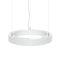 luminaire suspendu / à LED / circulaire / en polycarbonate