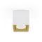 downlight en saillie / à LED / carré / rectangulaire