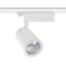 éclairage sur rail à LED / rond / courbé / en fonte d'aluminium
