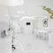 luminaire encastrable au plafond / à LED / rond / en aluminium extrudé