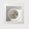 downlight encastré / à LED / carré / en aluminium