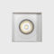 Downlight encastré / à LED / carré / d'aluminium ERIDANE TRIMLESS Brilumen