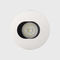 downlight encastré / à LED / rond / en aluminium