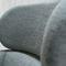 Fauteuil contemporain / en hêtre / en tissu / avec repose-pieds BALU' XL by Emilio Nanni Traba'