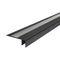 Nez de marche en aluminium anodisé / avec profil éclairant à LED STAIR PROFILE INDIRECT liniLED®
