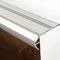 Nez de marche en aluminium anodisé / avec profil éclairant à LED STAIR PROFILE liniLED®