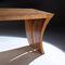 Table basse / contemporaine / en cerisier / rectangulaire CHARLOTTE  David Tragen