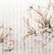 Papiers peints contemporains / en tissu / en vinyle / à motifs floraux DELHIA Skinwall