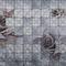 Papiers peints contemporains / en tissu / en vinyle / à motifs floraux IN BETWEEN Skinwall
