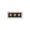 spot encastrable au plafond / à LED / carré / rectangulaire