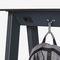 table mange-debout contemporaine / en acier à revêtement par poudre / en zinc / en HPL