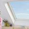fenêtre de toit à projection / en PVC / à double vitrage / à triple vitrage