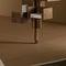 bibliothèque sol plafond / contemporaine / en MDF / en plaqué bois