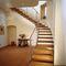 escalier droit / quart tournant / demi-tournant / circulaire