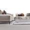Canapé modulable / contemporain / en tissu SANDERS AIR by Spessotto & Agnoletto Ditre Italia