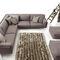 Canapé d'angle / modulable / contemporain / en cuir KRIS by Spessotto & Agnoletto.  Ditre Italia